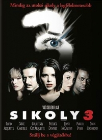 Sikoly 3. DVD