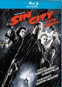 Sin City: A bűn városa Blu-ray