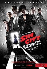 Sin City: Ölni tudnál érte Blu-ray