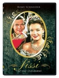 Sissi - Az ifjú császárné DVD