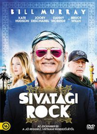 Sivatagi rock DVD