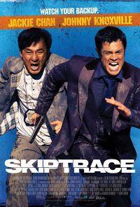 Skiptrace: A zűrös páros DVD