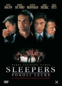 Sleepers - Pokoli lecke DVD