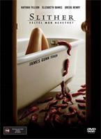 Slither - Féltél már nevetve? DVD