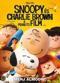 Snoopy és Charlie Brown - A Peanuts Film DVD