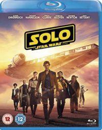 Solo - Egy Star Wars-történet Blu-ray