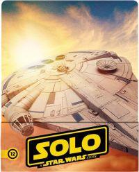 Solo - Egy Star Wars-történet (2 Blu-ray) *Limitált - Fémdobozos* Blu-ray