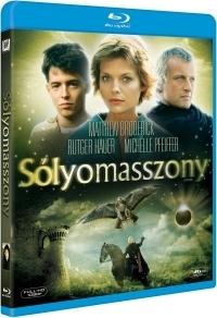 Sólyomasszony Blu-ray