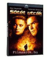 Sötét utcák DVD