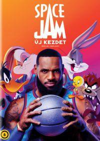 Space Jam – Új kezdet DVD