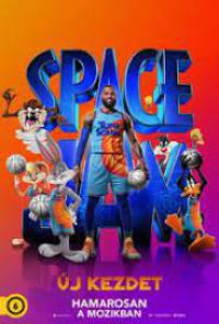 Space Jam – Új kezdet Blu-ray