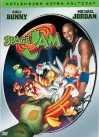 Space Jam - Zűr az űrben DVD