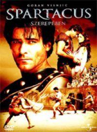 Spartacus DVD
