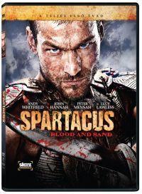 Spartacus: Vér és homok DVD