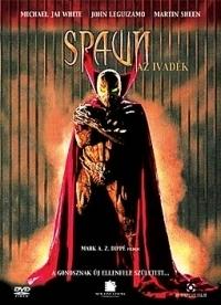 Spawn, az ivadék DVD