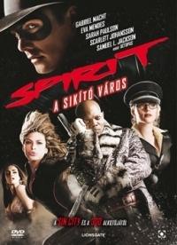 Spirit - A sikító város DVD