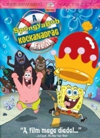 Spongyabob Kockanadrág - A mozifilm DVD