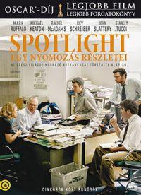 Spotlight - Egy nyomozás részletei DVD
