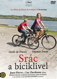 Srác a biciklivel DVD