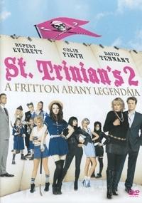 St. Trinians 2. - A Fritton arany legendája DVD