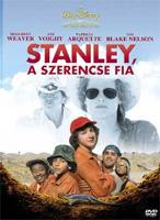 Stanley, a szerencse fia DVD