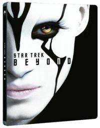 Star Trek: Mindenen túl (3DBD+Blu-ray) - limitált, fémdobozos változat (steelbook - Jaylah borító) Blu-ray