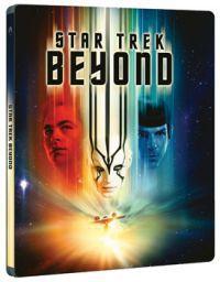 Star Trek: Mindenen túl (3DBD+Blu-ray) - limitált, fémdobozos változat (steelbook - moziplakát borít Blu-ray
