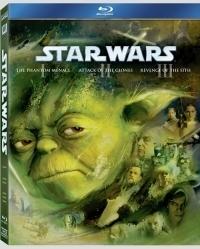 Star Wars - Az előzmény trilógia (I-III. rész) (3 Blu-ray) Blu-ray