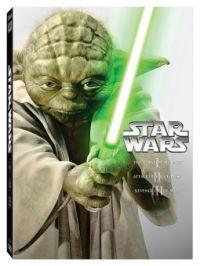 Star Wars - Az előzmény trilógia (I-III. rész) (3 DVD) (szinkronizált változat) DVD