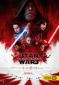 Star Wars: Az utolsó jedik (2 Blu-ray) *Limitált, Fémdobozos - Steelbook* Blu-ray