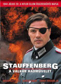 Stauffenberg - A Valkür hadművelet DVD