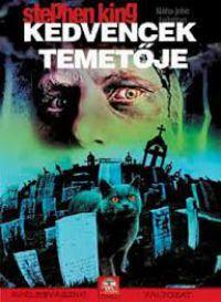 Stephen King: Kedvencek temetője (1989) Blu-ray