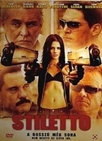 Stiletto DVD