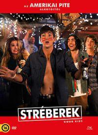 Stréberek DVD