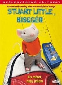 Stuart Little, kisegér DVD