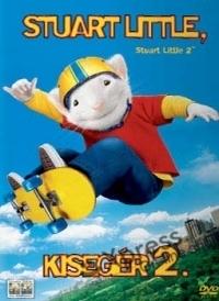 Stuart Little, kisegér 2. DVD