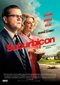 Suburbicon - Tiszta udvar, rendes ház DVD