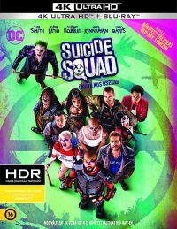 Suicide Squad - Öngyilkos osztag 4K Blu-ray