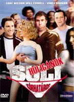 Sulihuligánok DVD