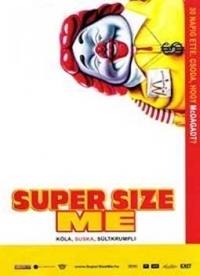 Super Size Me - McDagadsz DVD