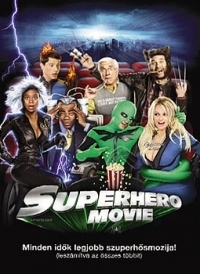 Superhero DVD