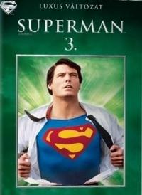 Superman 3. DVD