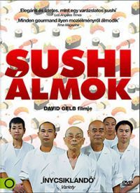 Sushiálmok DVD
