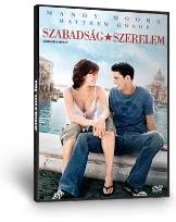 Szabadság, szerelem DVD