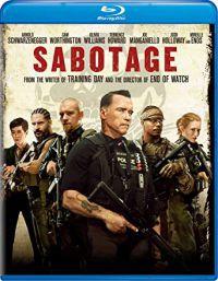 Szabotázs *2014* Blu-ray