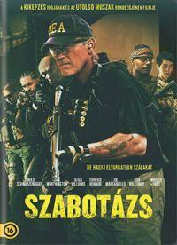Szabotázs DVD