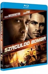 Száguldó bomba Blu-ray