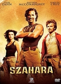 Szahara DVD