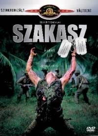 Szakasz DVD