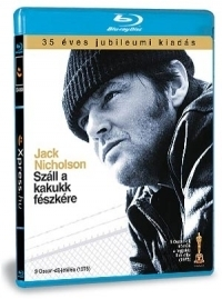 Száll a kakukk fészkére Blu-ray